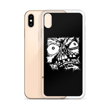 Load image into Gallery viewer, Stretched Monster Face iPhone Case (Various Options)