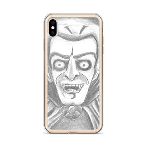 Vampire iPhone Case (Various Options)