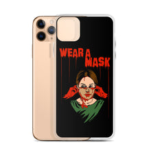 Load image into Gallery viewer, Wear a Mask iPhone Case (Various Options)