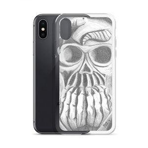 Skull in Hands iPhone Case (Various Options)