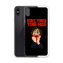Load image into Gallery viewer, Don't Touch Your Face 2 iPhone Case (Various Options)