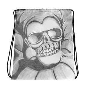 Jester Drawstring Bag