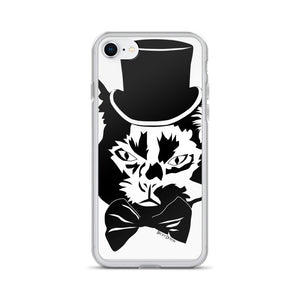 Fancy Cat iPhone Case (Various Options)