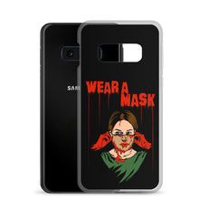 Load image into Gallery viewer, Wear a Mask Samsung Case (Various Options)