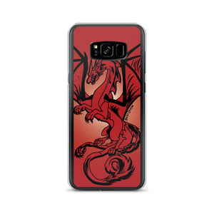 Red Dragon Samsung Case (Various Options)