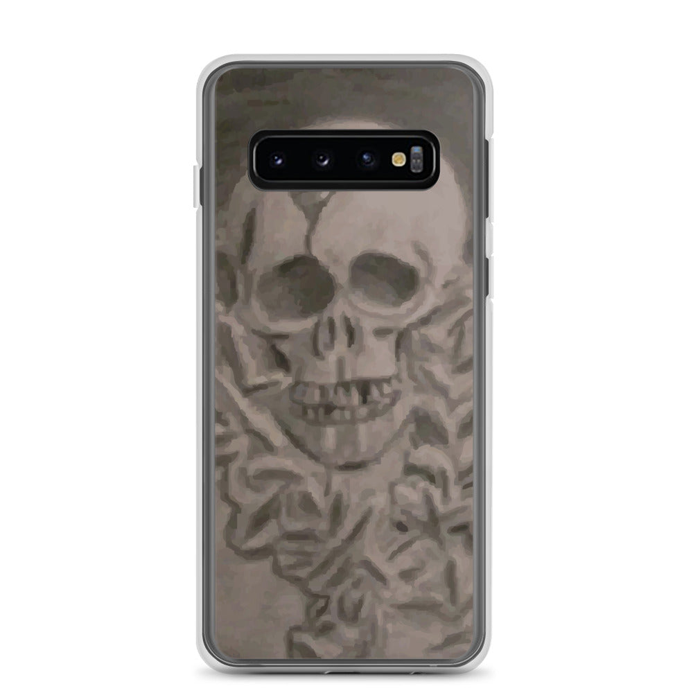 Skull Samsung Case (Various Options)