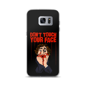 Don't Touch Your Face 2 Samsung Case (Various Options)