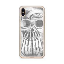 Load image into Gallery viewer, Skull in Hands iPhone Case (Various Options)