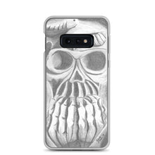 Load image into Gallery viewer, Skull in Hands Samsung Case (Various Options)