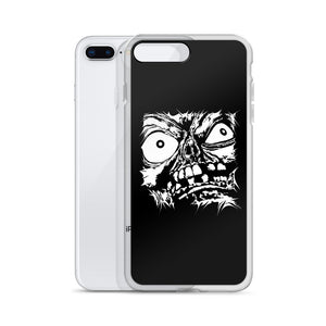 Stretched Monster Face iPhone Case (Various Options)