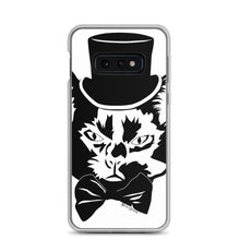 Load image into Gallery viewer, Fancy Cat Samsung Case (Various Options)