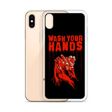 Load image into Gallery viewer, Wash Your Hands iPhone Case (Various Options)