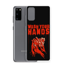 Load image into Gallery viewer, Wash Your Hands Samsung Case (Various Options)