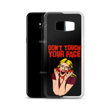 Load image into Gallery viewer, Don't Touch Your Face Samsung Case (Various Options)