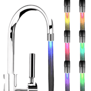 LED Light Water Faucet Tap