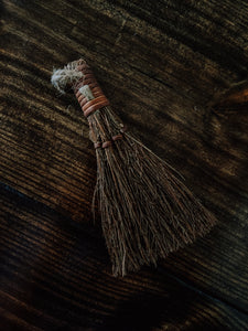 Mini Cinnamon Ritual Broom