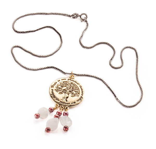 Cherry Blossom | Sakura Tree Drop Pendant