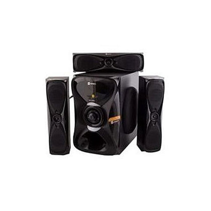 SAYONA SHT-1186BT 3.1CH 16,000W FM,USB,SD Card Bluetooth Home Theatre - Black