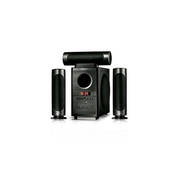 DJ-903L Bluetooth Home Theatre System With a Remote Control - Black