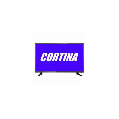 CORTINA COR-320 32Inch USB, HDMI,AV 1080p Full HD Ready LED TV - Black