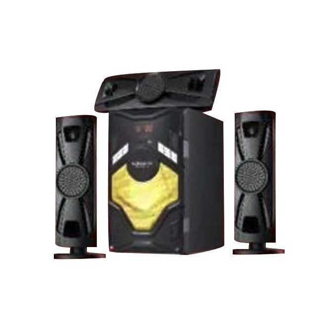 Globalstar GS-T3L 3.1Channel Home Theatre System - Black