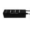 Robot 3-Port USB 3.0 Hub - Black