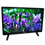 Saachi 22 Inch Super Slim Pure LED USB, HDMI, AV Ports Flat Screen TV - Black