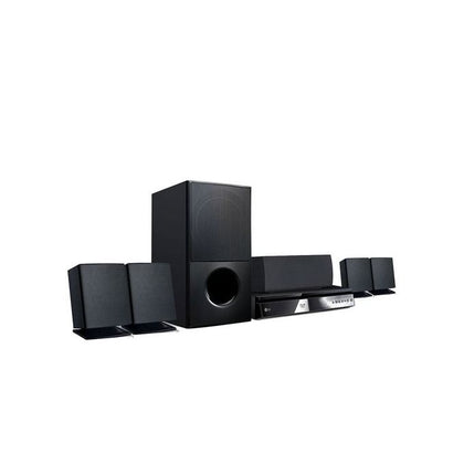 LG LHD627 - 5.1CH Bluetooth Home Theater Music System - Black