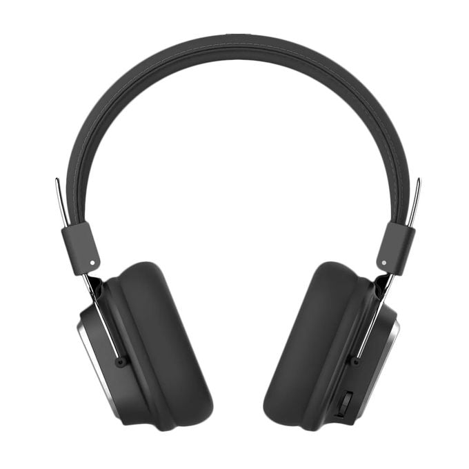 SODO SD-1003 Wired Wireless 5 Dual Mode Portable Audio Headphone AUX TF Card FM - Black