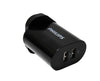 Philips 1.55W 2USB Universal Wall Charger  With Micro USB Cable - Black