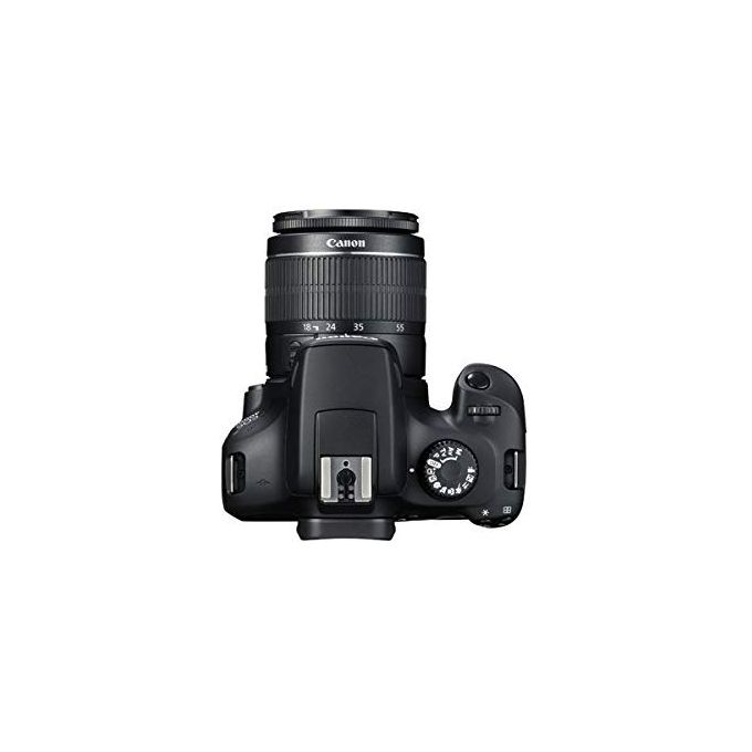 Canon EOS 4000D DSLR WIFI Camera With 18-55mm 18MP Lens