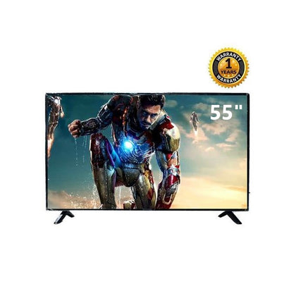 Sayona 55 Inch SMART 4K LED Digital TV - Black