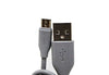 Micro USB to USB Quick Charge & Data Sync Cable - Grey
