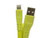 Vivan 1.5M Flat Lighting USB to USB Fast Charging & Data Cable - Green