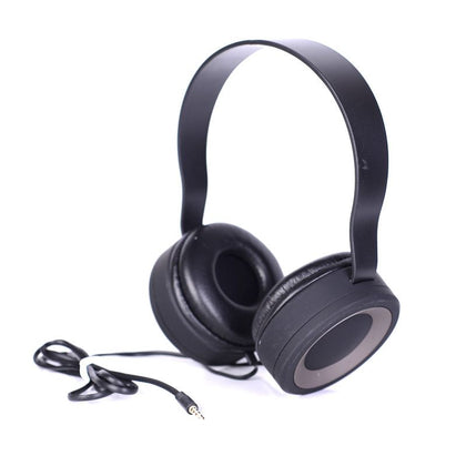 AZ-99 Deep Bass Stereo Wired Headphone - Black