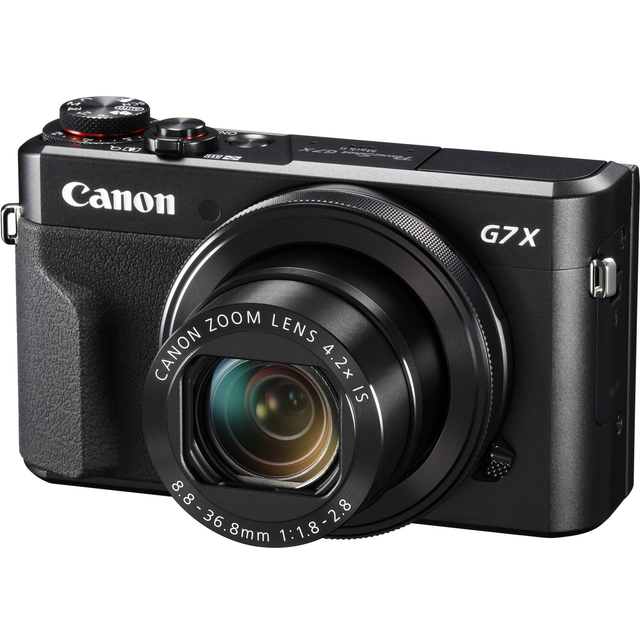 Canon PowerShot G7 X Mark II Camera - Black