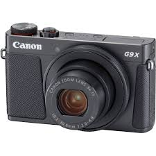 Canon PowerShot G9 X Mark II Camera - Black