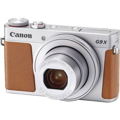 Canon PowerShot G9 X Mark II Camera - Silver