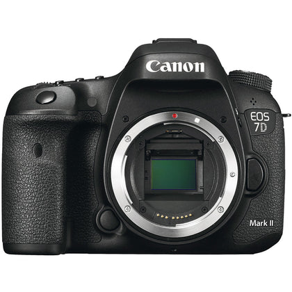 Canon EOS 7D Mark II SLR Digital camera - Black