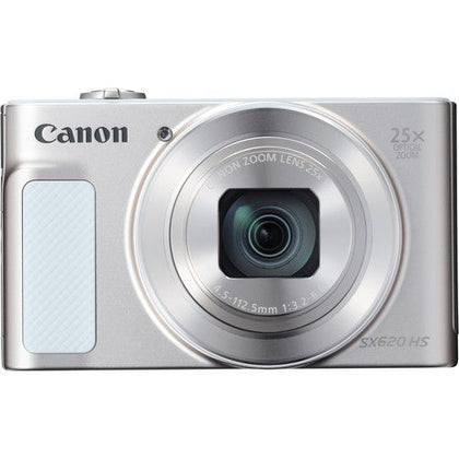 Canon PowerShot SX620 HS 20.2MP Digital Camera -Silver