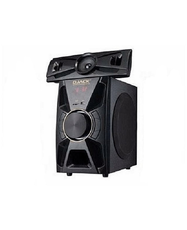 Djack DJ-403 3.1 X-Bass Bluetooth Home Theatre System  - Black