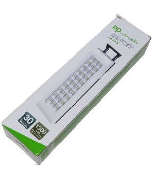 Dp LED Light DP-716B - Rechargeable Emergency Light - White