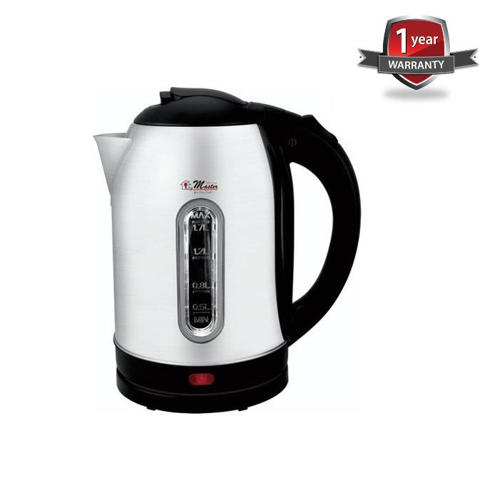 1.8L Electro Masters EM-SK-1094 Electric Kettle, 2000W - Silver
