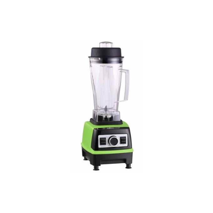 2L Electro Masters BL-1360 Heavy Duty Blender, 1500W - Green