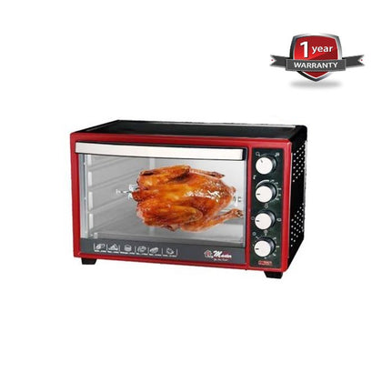 Electro Masters EM-EO-1143-35R Table Top Electric Oven, 35Ltrs - Black