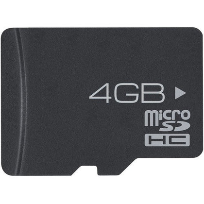 Golf 4GB Ultra Fast Memory Card  - Black