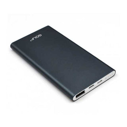 GOLF EDGE 5 5000mAh Portable Power Bank - Black