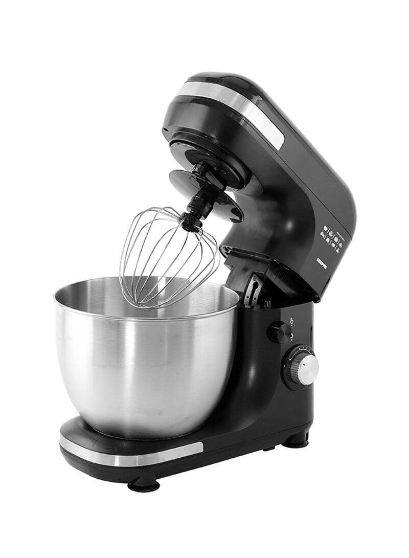 Geepas GSM43013 Powerhouse 3 In 1 Stand Mixer - Black
