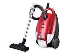 Geepas GVC2591 Vacuum Cleaner, 5Litres - Red