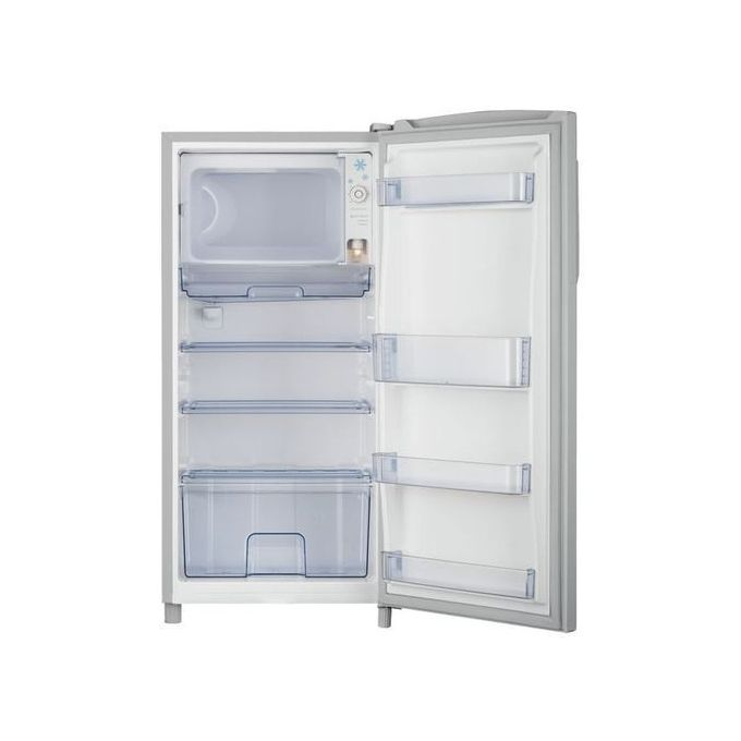 Hisense 195L Single Door Fridge - Silver